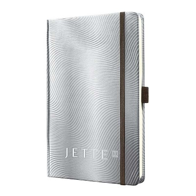 JETTE Notizbuch Conceptum - Reflection - Metallic-Effekt