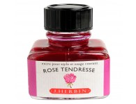J.Herbin Tinte Rose Tendresse / zartrosa - 30ml